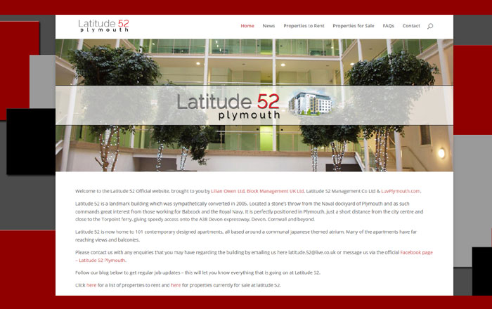 Latitude 52 Plymouth