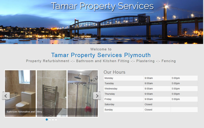 Tamar Property Services Plymouth