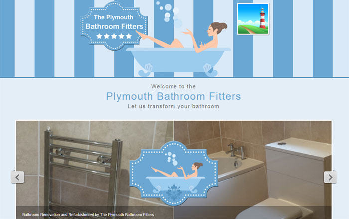 Bathroom Fitters Plymouth