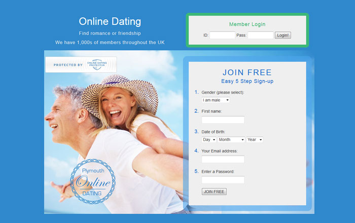 Plymouth Online Dating