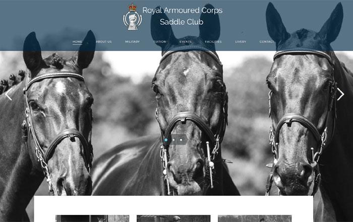 Royal Armoured Corps Saddle Club