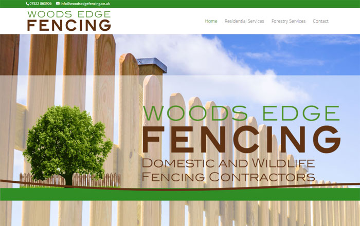 Woods Edge Fencing