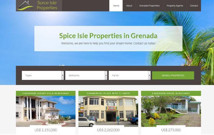 Spice Isle Properties Grenada