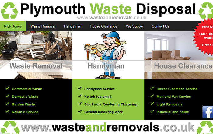 plymouth waste disposal