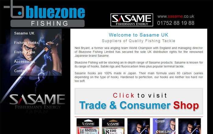 Sasame Fishing Tackle