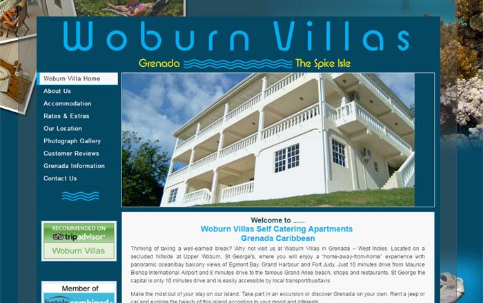 Woburn Villas Grenada
