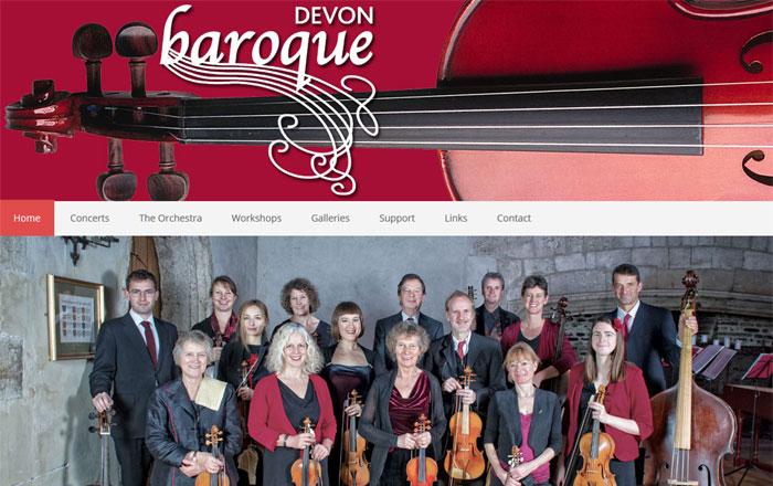 Devon Baroque Orchestra
