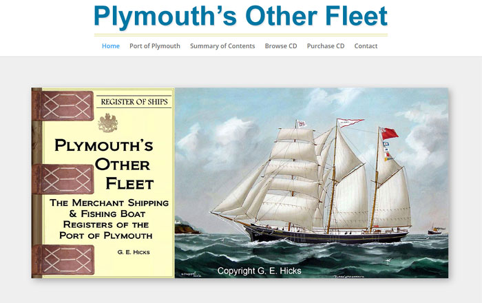 Plymouth's Other Fleet