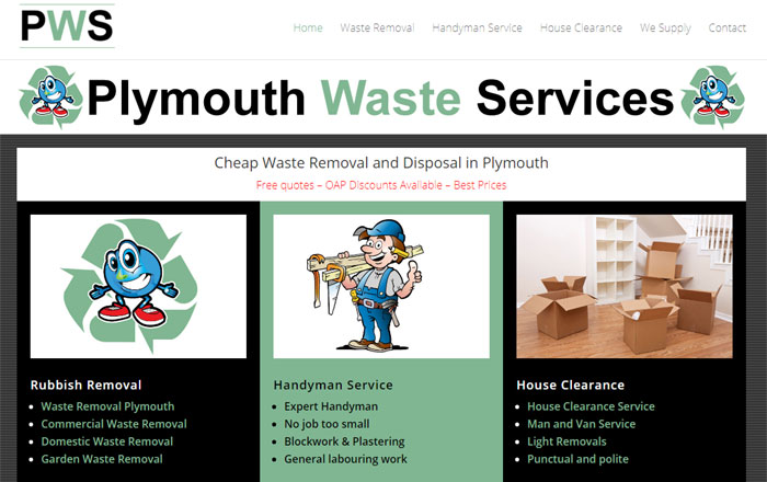 Plymouth Waste Services