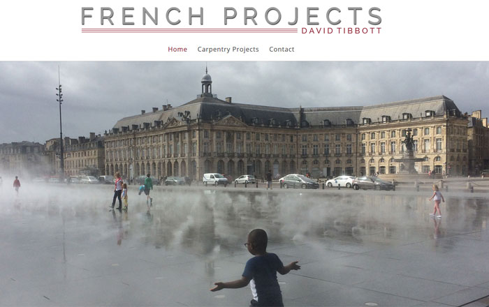 French Carpentry Projects